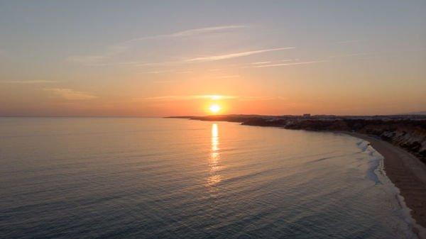 Faliesia Sonnenuntergang Portugal