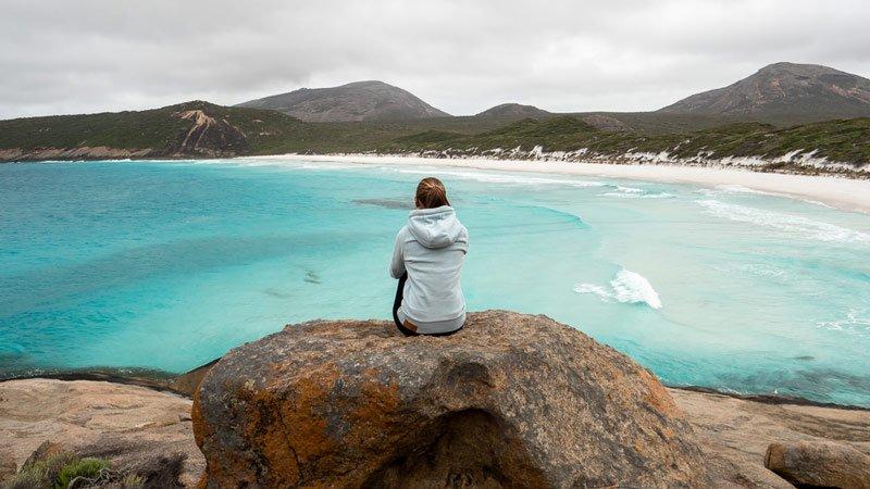 Hellfire Bay Cape Le Grand Nationalpark