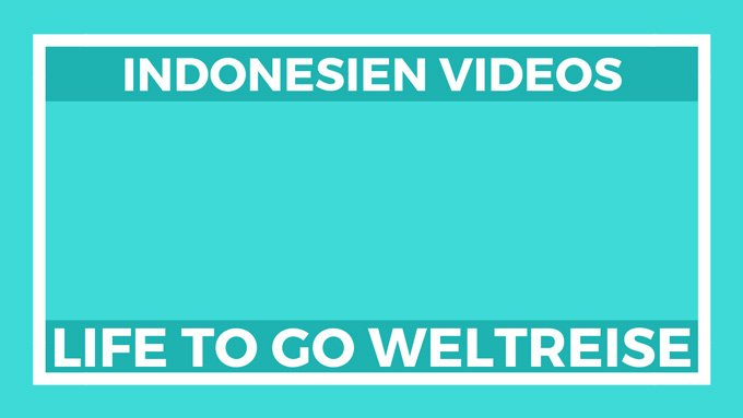 Indonesien Videos