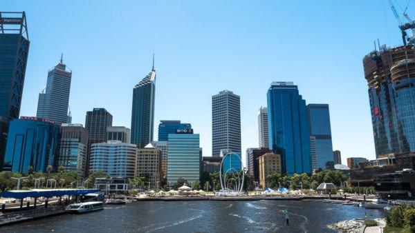 Perth Skyline