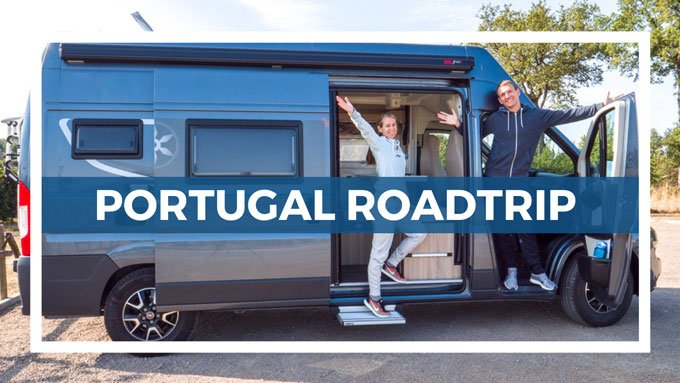 Portugal Camper Roadtrip Campervan