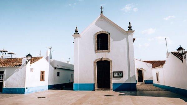 Porto Covo Portugal Kirche