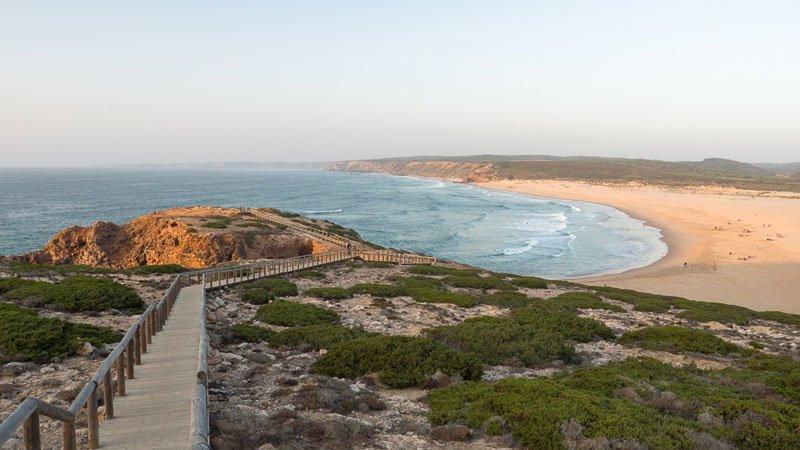 Praia da Bordeira Strand Algarve