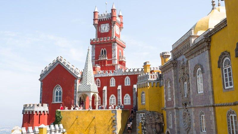 Pena Palast in Sintra