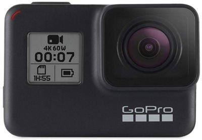GoPro Hero 7 Black Weltreise Kamera