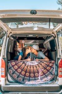 Unser Travellers Autobarn Campervan