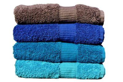 herkömmliches Handtuch
