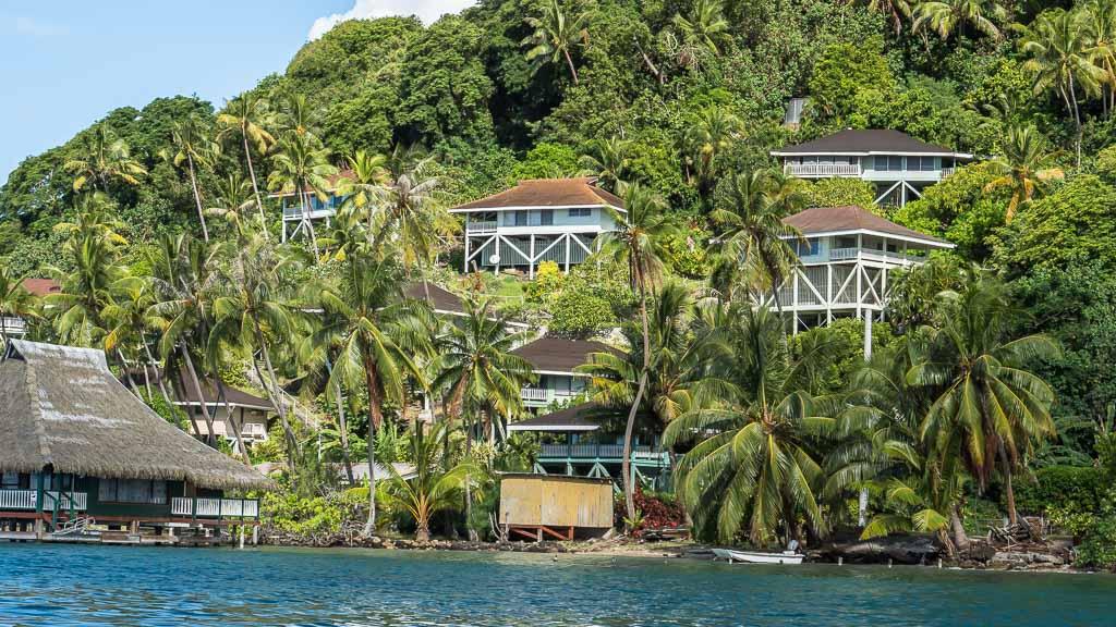 Bungalow Anlage Bora Bora Condomium
