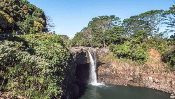 Rainbow Falls Hilo