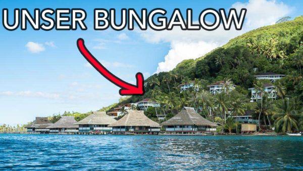 Bora Bora Unterkunft Geheimtipp
