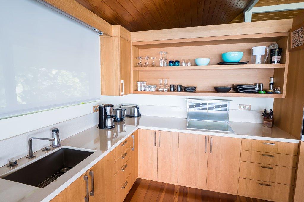 günstige Bora Bora Unterkunft mit Küche