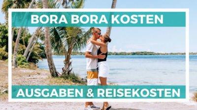 Bora Bora Kosten