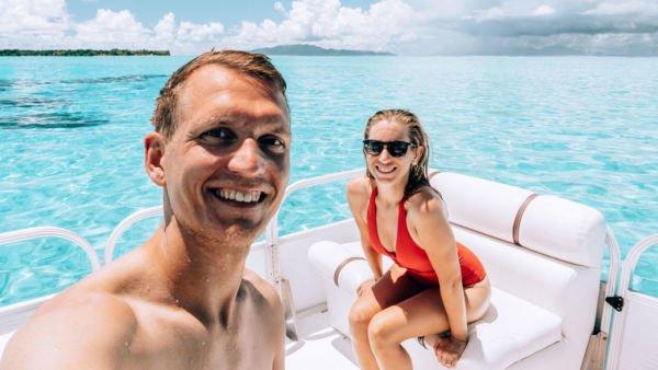Kosten und Ausgaben Bora Bora