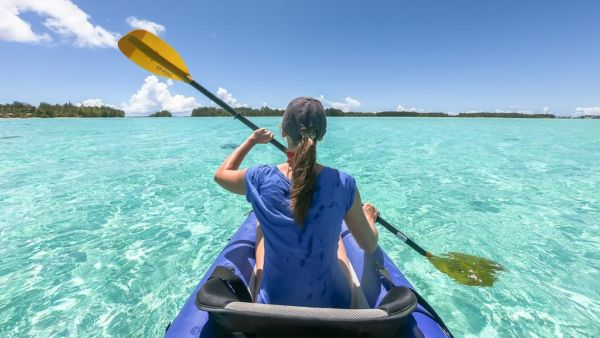 Bora Bora Kayak