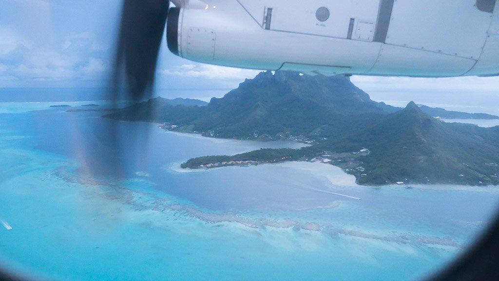 Bora Bora Reisetipps günstige Flüge