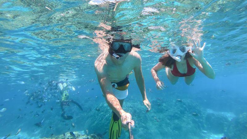 Bora Bora Aktivitäten schnorcheln