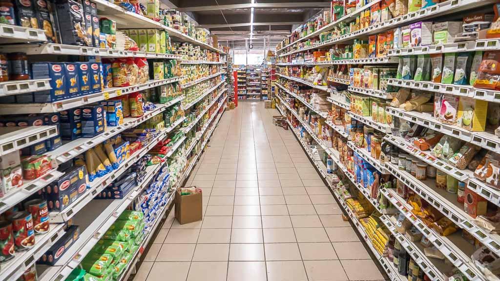 Geld sparen Bora Bora Selbstversorgung Supermarkt