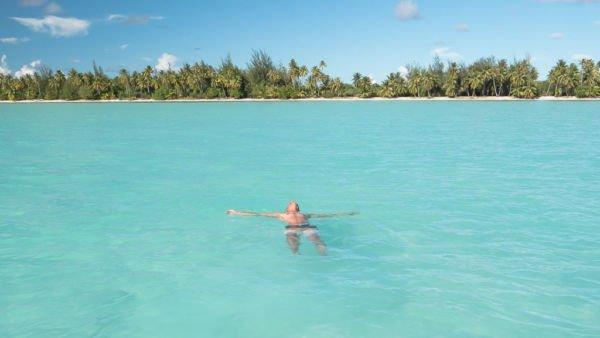 Südsee Paradies Bora Bora