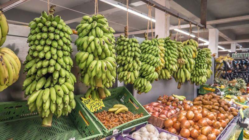 Bora Bora Chin Lee Supermarkt