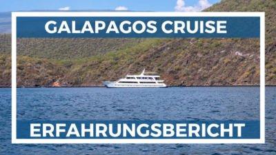 Erfahrungen Galapagos Cruise