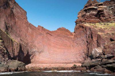 Galapagos Insel Santiago Galapagos Cruise
