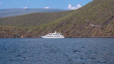 Galapagos Inseln Schiffsreise