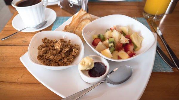 Frühstück Galapagos Native Hotel