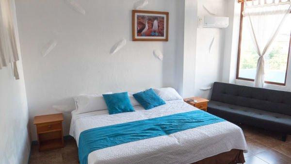 Zimmer Galapagos Native Hotel