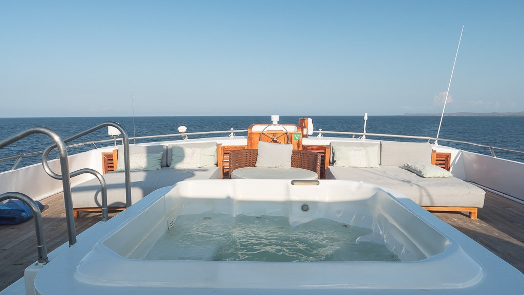 Luxus Galapagos Inseln Cruise