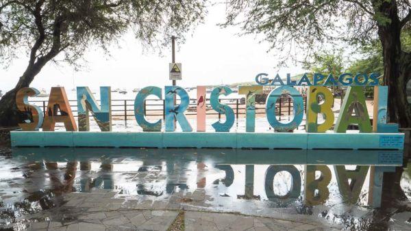 Galapagos Inseln Reisetipps San Cristobal
