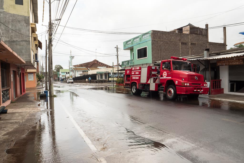 Regen schlechte Galapagos Inseln Reisezeit