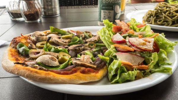 Galapagos Inseln vegane Restaurants