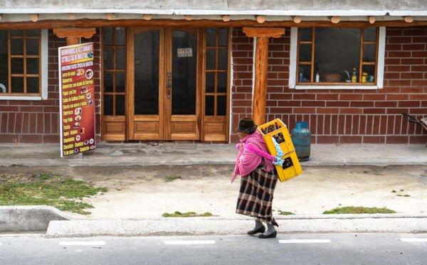 Bargeld in Ecuador