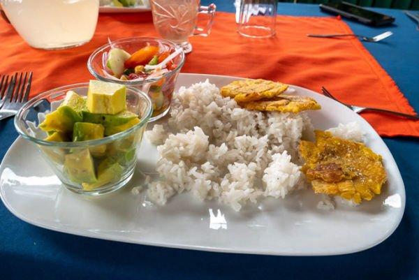 Essen in Ecuador