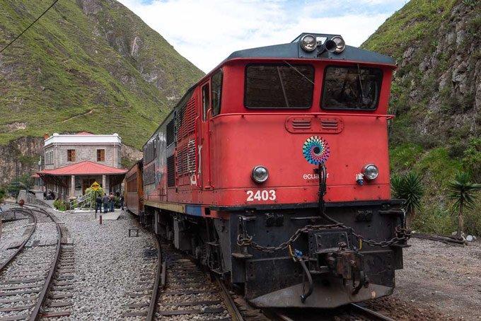 Ecuador Bahnreise