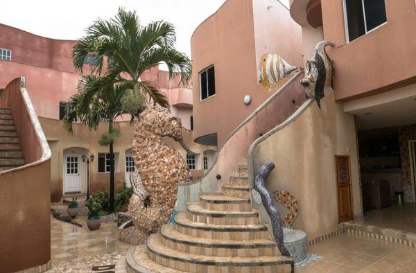 Eco Hotel Katarma gute Unterkunft Galapagos Inseln