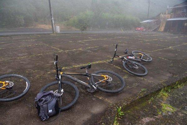 Ecuador Reisetipps Mountainbike Banos