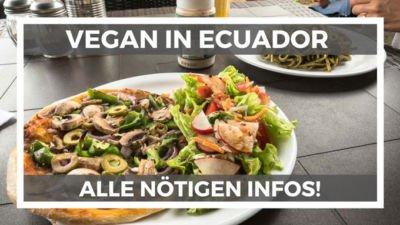 Ecuador Vegan
