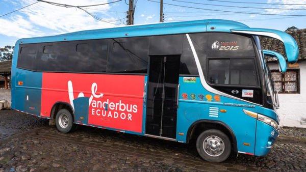 Wanderbus Ecuador Transportmittel Ecuador