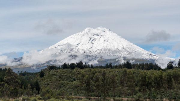 Informationen zur Cotopaxi Nationalpark Wanderung auf den Cotopaxi Vulkan