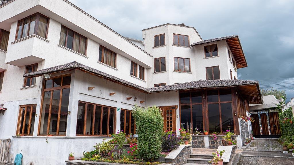 Casa Sakiwa Cotopaxi Unterkunft