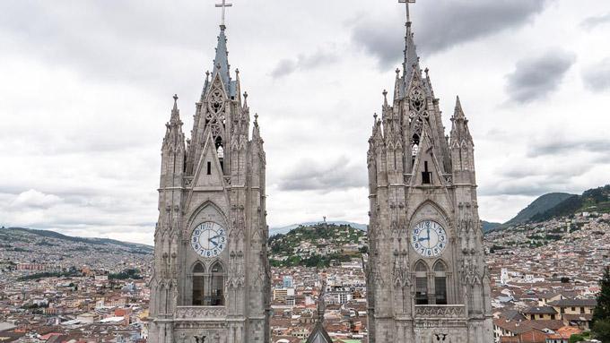 Ecuador Reisetipp Quito Basilika San Francisco