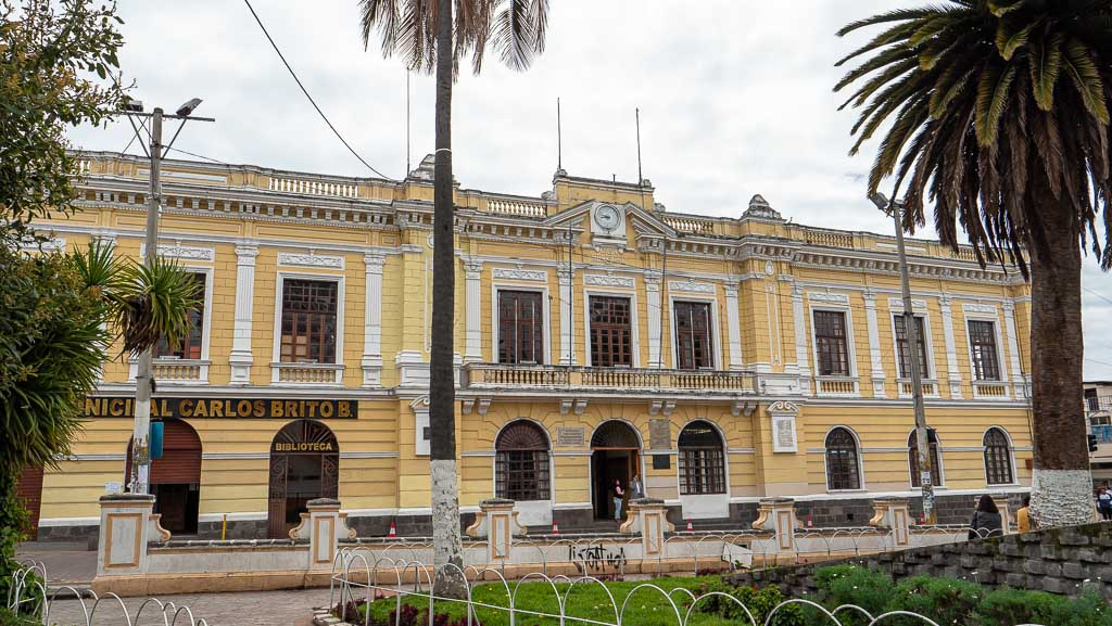Machachi Ecuador Cotopaxi Übernachtung