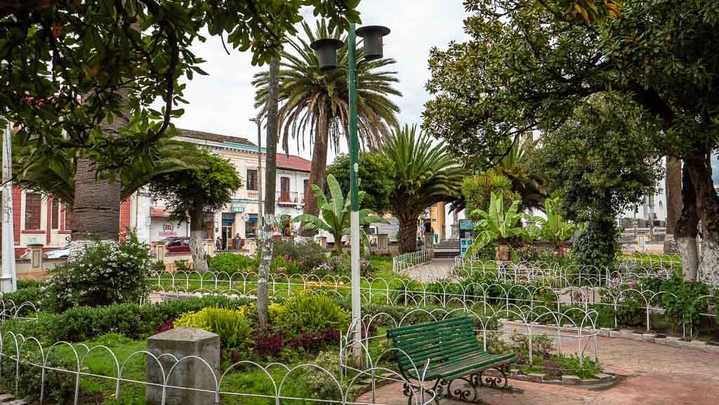 Park Machachi Cotopaxi Ecuador