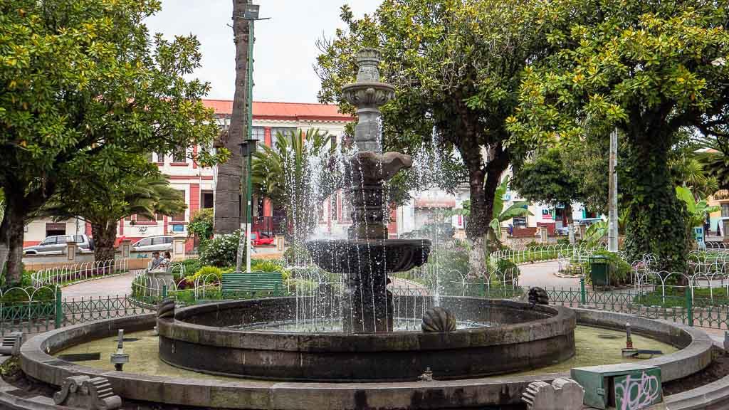Park in Machachi