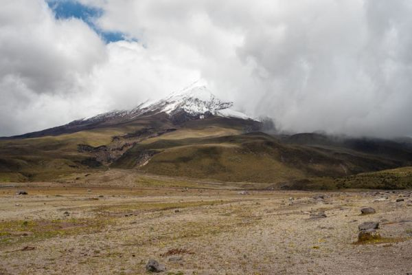 Wetter Cotopaxi Nationalpark
