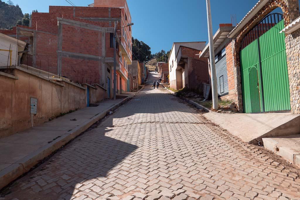 steile-Wanderung-Copacabana-Bolivien
