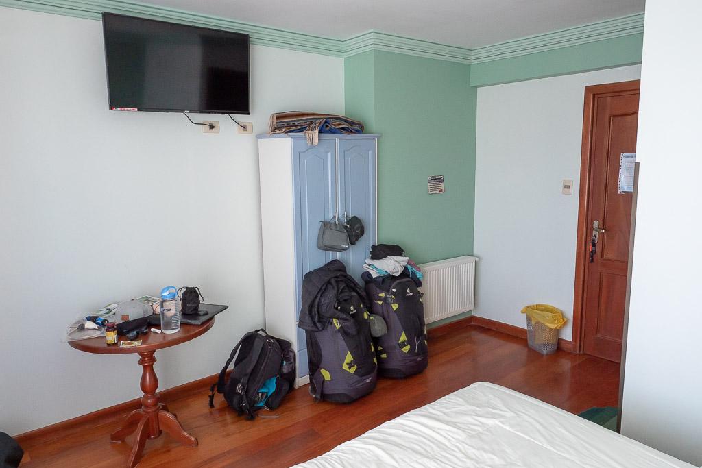 Zimmer Copacabana Hotel Lago Azul