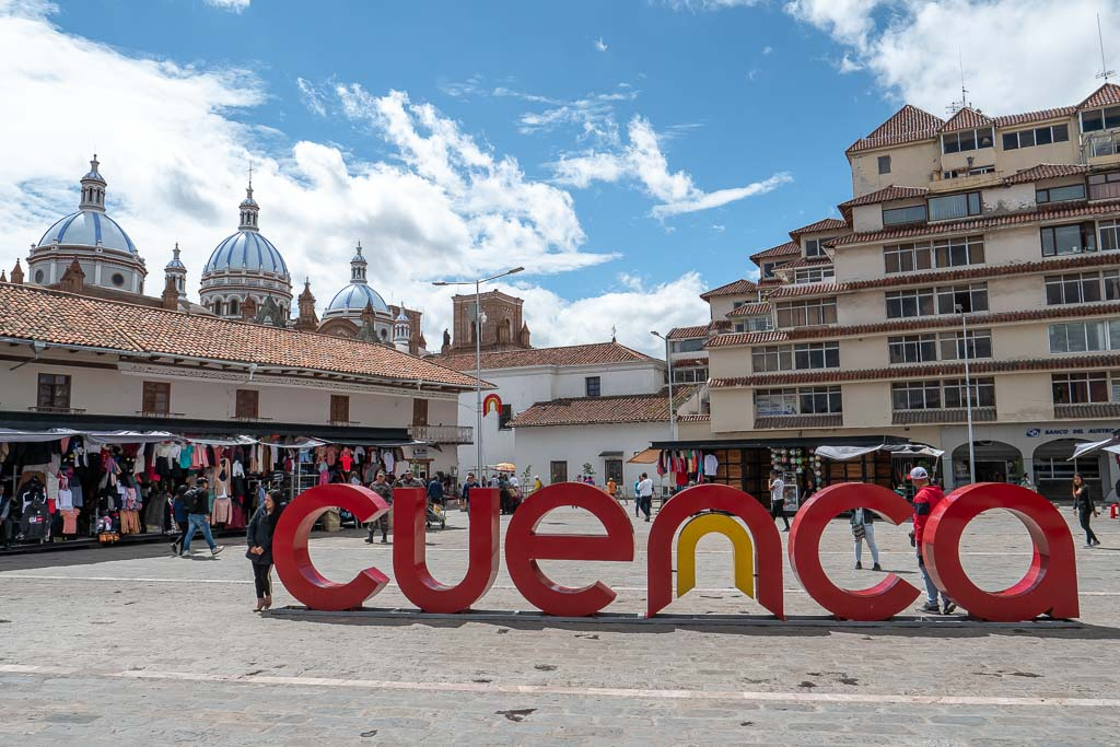 Ecuador Route Cuenca