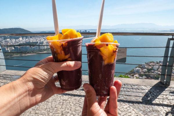 Acai Zuckerhut Rio de Janeiro
